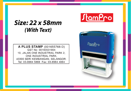 Aplus stamps